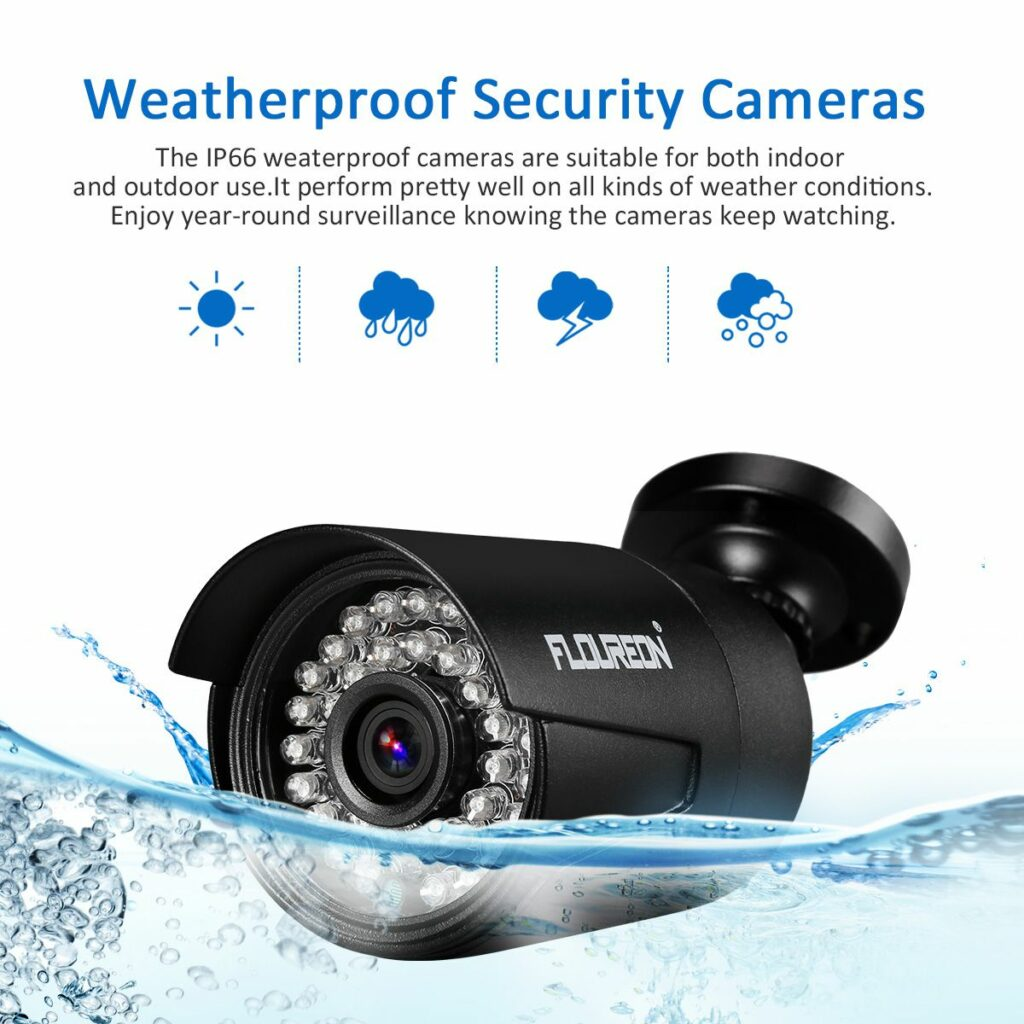 Floureon A628B Waterproof