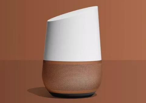 GoogleHome – Enceinte intelligente et assistant pour les maisons connectees