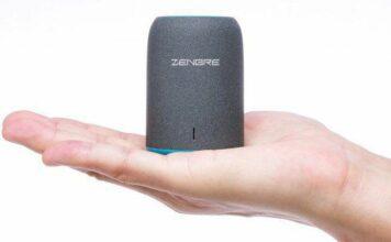 enceintes-portables-zenbre m4-sans-fil-bluetooth